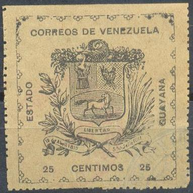 1903 - Estampilla de la Revolución Libertadora