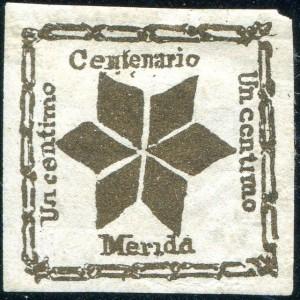 Estrella de Mérida - 1882