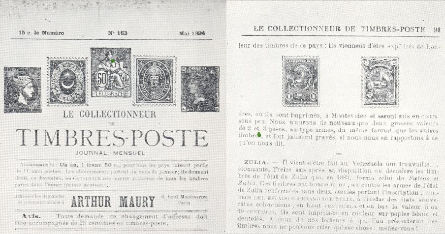 Le Collectionneur de Timbre Posta, 194