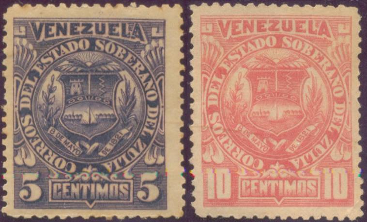 1891 - Estado Soberano del Zulia
